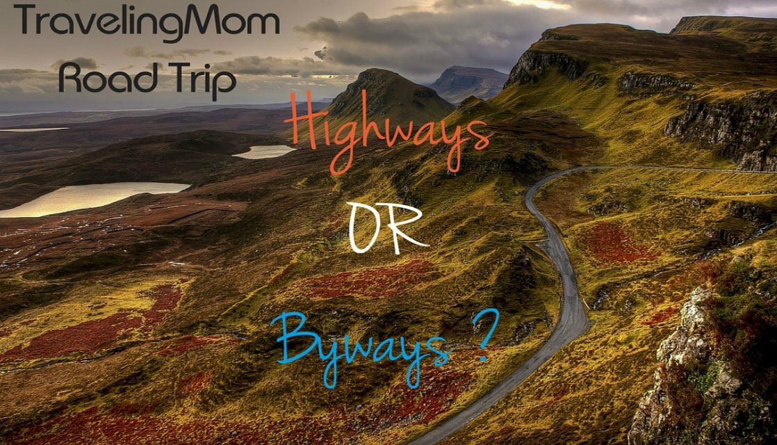 The Road Less Traveled: Highways Vs. Byways for Your Summer Roadtrip