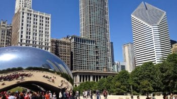Tourist traps sometimes are popular because they're great - like the Bean in Chicago