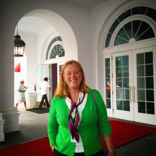 Greenbrier Hotel staff showed amazing hospitality despite suffering flood damage in their own homes