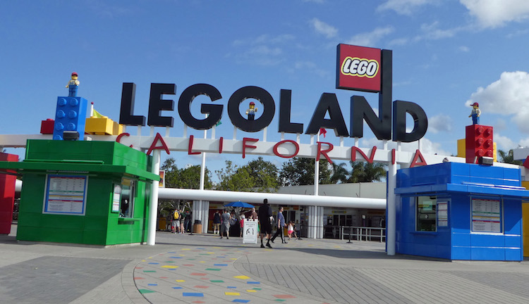 New Things at LEGOLAND California in 2016