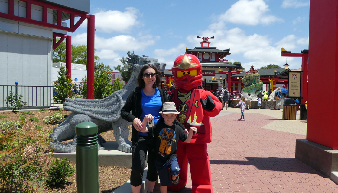 3 New Things at LEGOLAND California in 2016