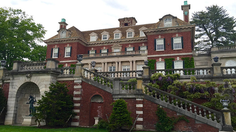 On your way to Montauk, the best destination for a mother daughter trip, stop and visit one or more of the Gold Coast mansions.