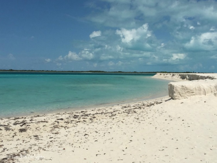 Pelican Beach in Turks and Caicos offers a perfect, crowd-free snorkeling destination.