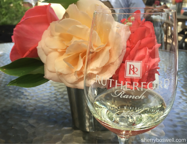 winery tour at Rutherford Ranch