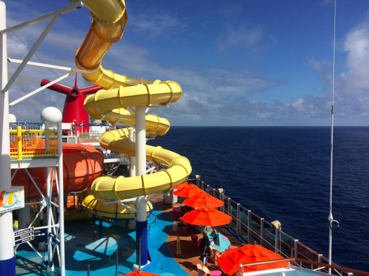 Water Park Carnival Breeze