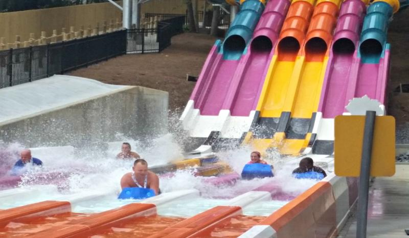 Why Six Flags White Water is Cool Summer Fun For The Whole Family