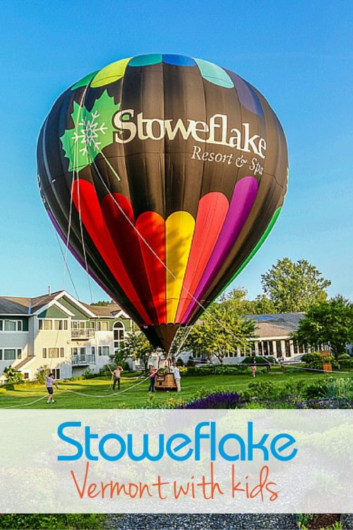 Stoweflake Vermont Family Resort