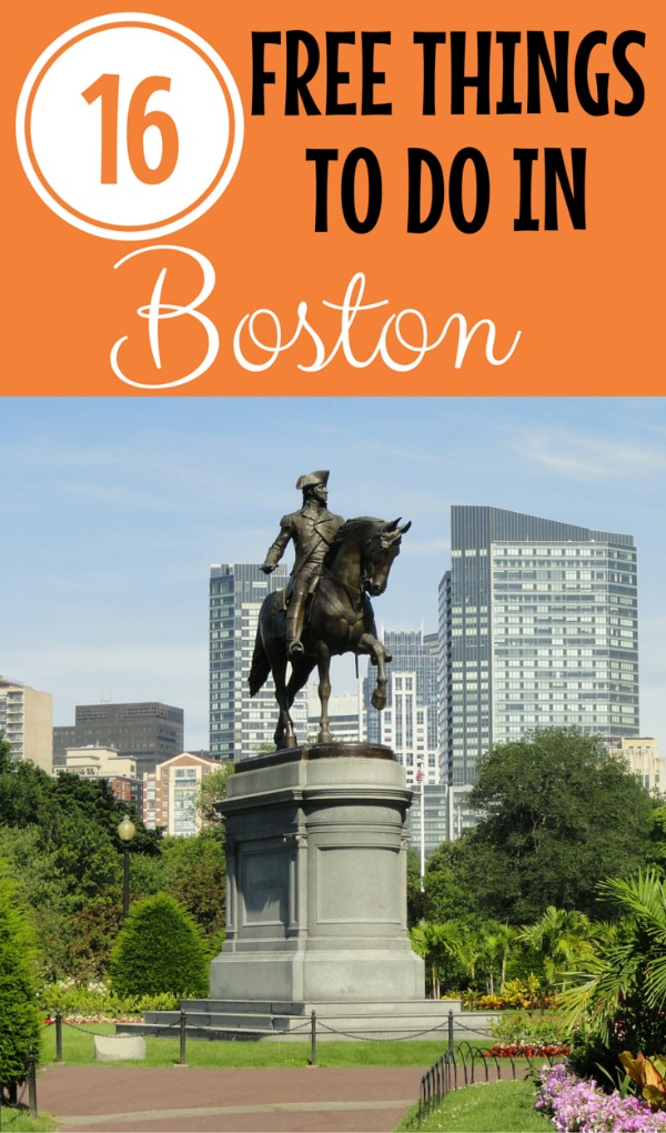 16 Incredibly Fun and Free Things to Do in Boston