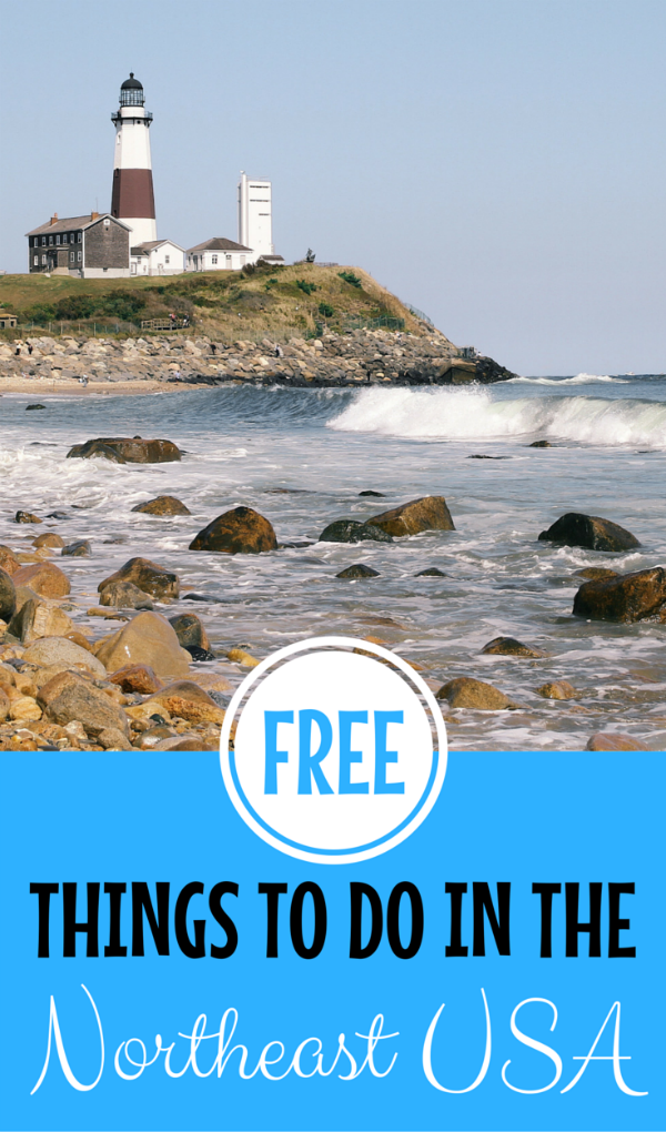 Best free things to do with kids in the Northeast USA