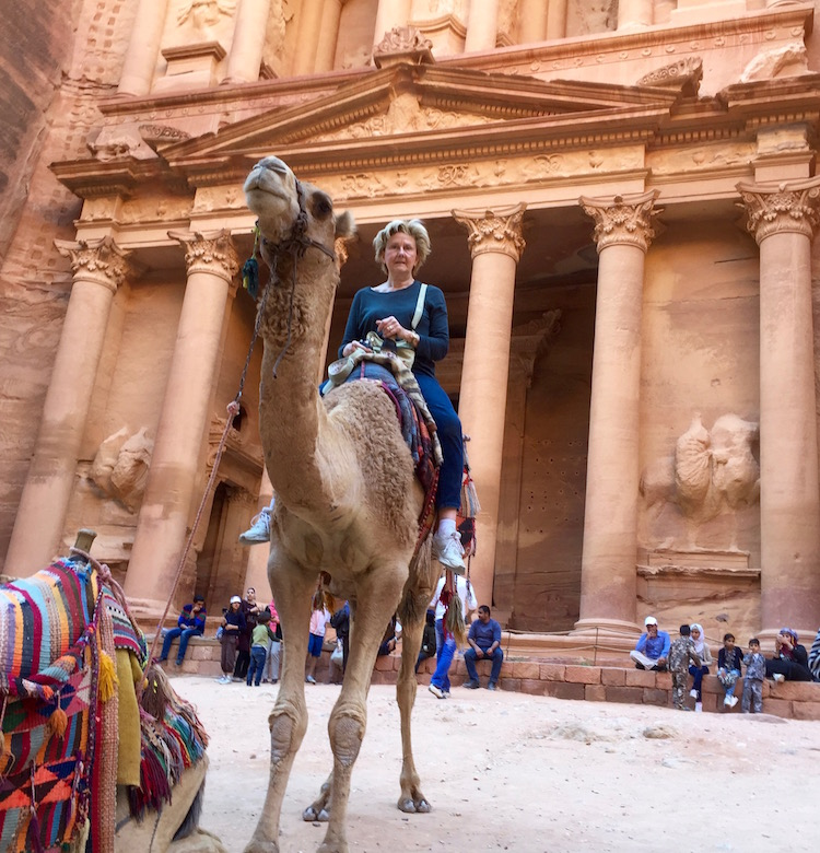 Camels and wealth go hand-in-hand in Jordan, a cultural gem in the Middle East..