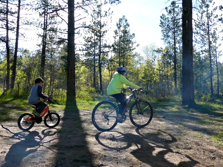 Tips for a Family Mountain Biking Adventure