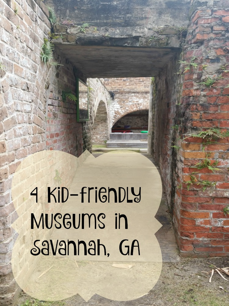 Explore the nooks and crannies of the Savannah Children's Museum.