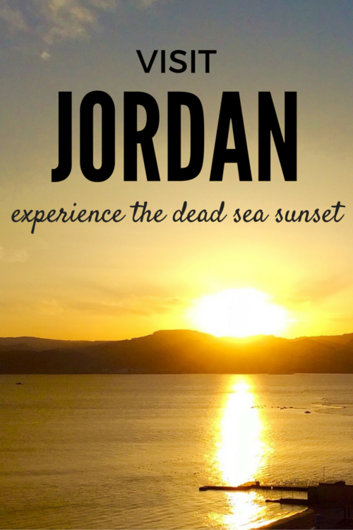 Why you should visit Jordan.