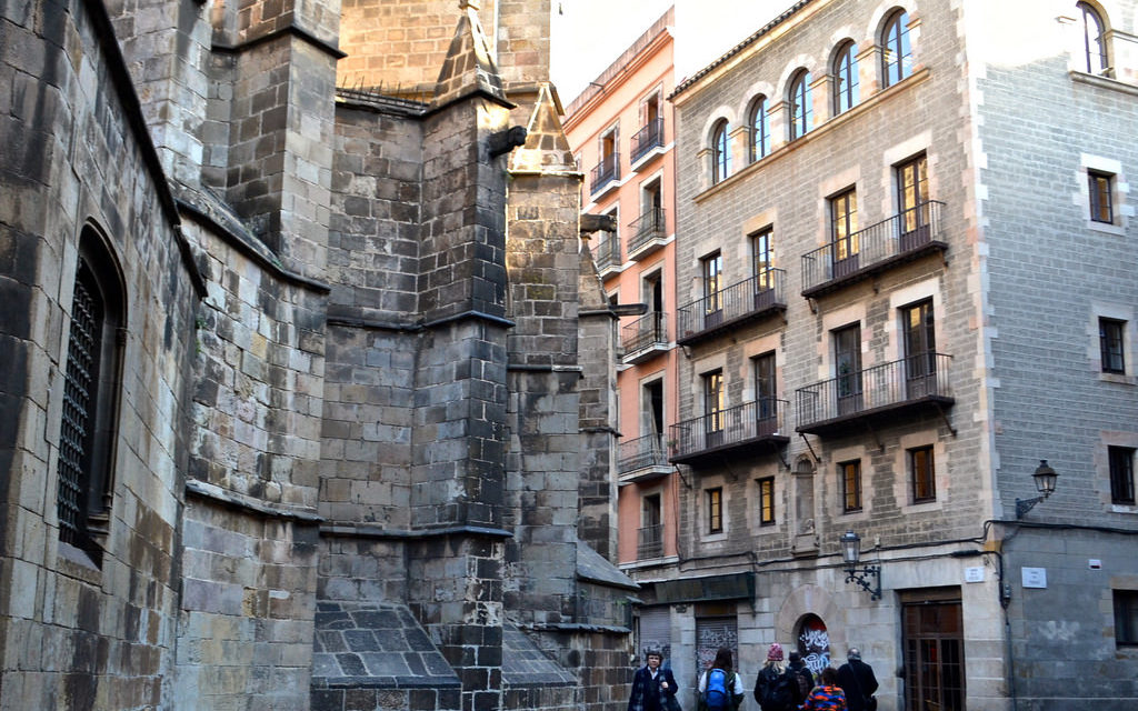 Gothic Quarters Tour in Barcelona for Kids – Review