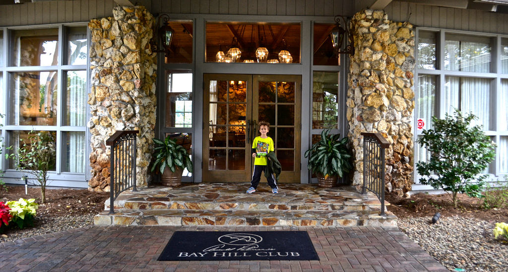 Arnold Palmer's Bay Hill Golf Club and Lounge Review