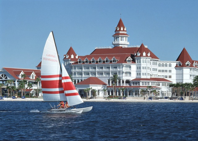 how to spend some downtime at the grand floridian at disney