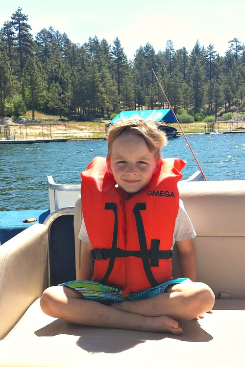 jd on big bear lake