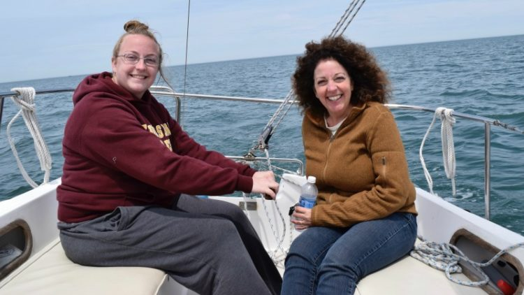 Montauk is the best destination for a mother daughter trip because it offers fun like sailing lessons