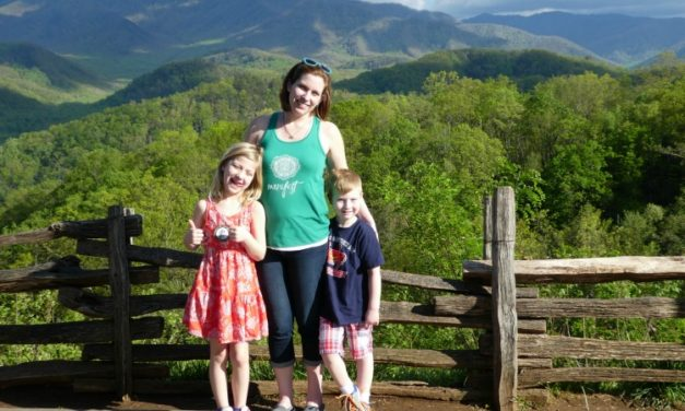 Finding Travel Balance in Pigeon Forge Tennessee