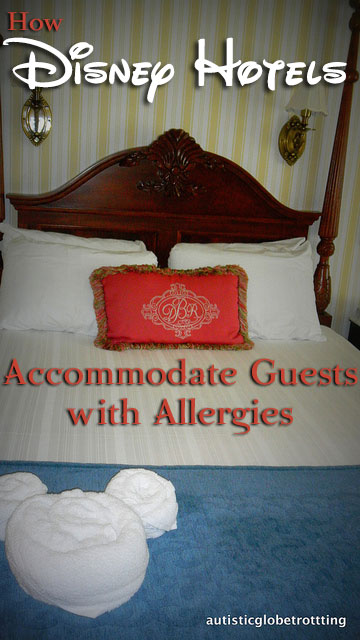 Disney hotels accommodate guests with allergies