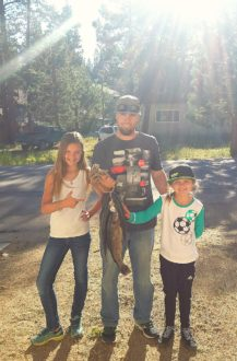 trout in big bear