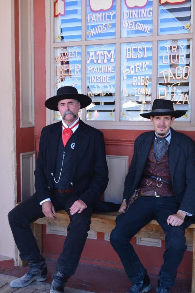 Things to see and do in tombstone arizona