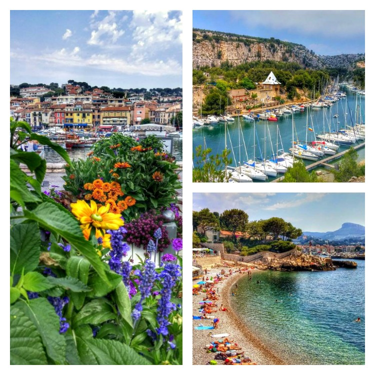 Lavender fields in Provence France - how to plan a trip. Charming town of Cassis.