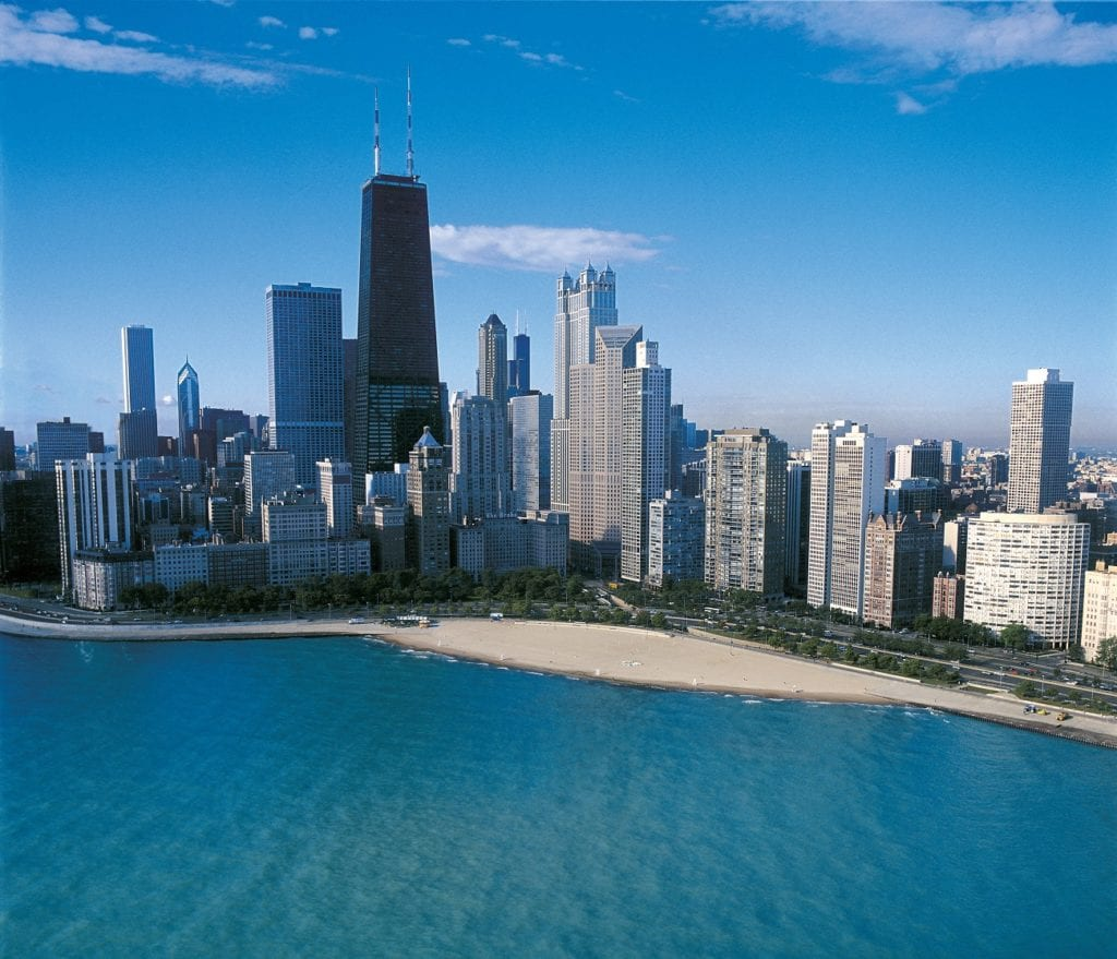 There are many awesome, free things to do in Chicago.