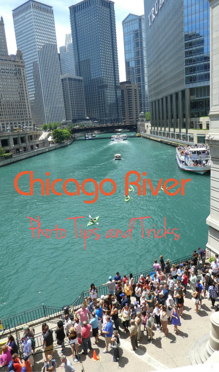 Learn some photography tips and tricks while seeing Chicago from a unique vantage point -- riding the Chicago River Taxi.