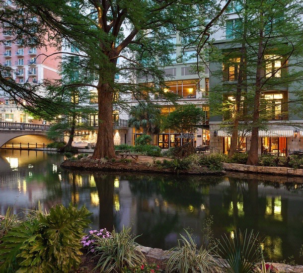 Contessa Hotel, San Antonio, River Walk,