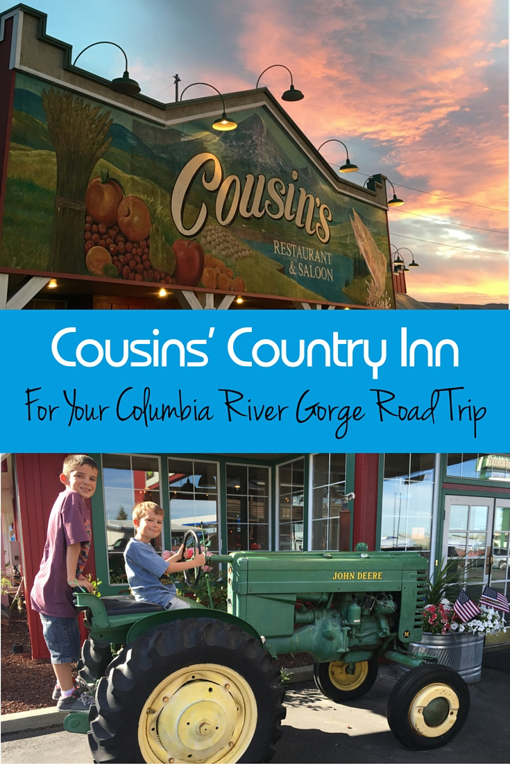 Cousins' Country Inn, The Dalles, Columbia River Gorge National Scenic Area,