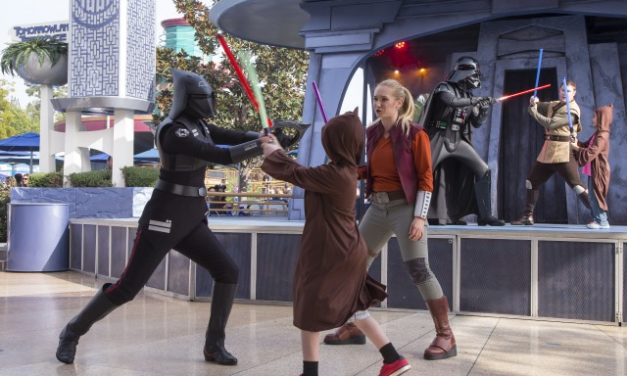 Seven Ways to Experience Star Wars at Disneyland Before Star Wars Land Opens