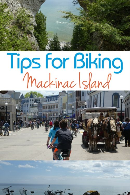 Bike Riding Mackinac Island can be a lot of fun, but it also takes a bit of preparation. Find out how to be prepared for your bike trip to the island.