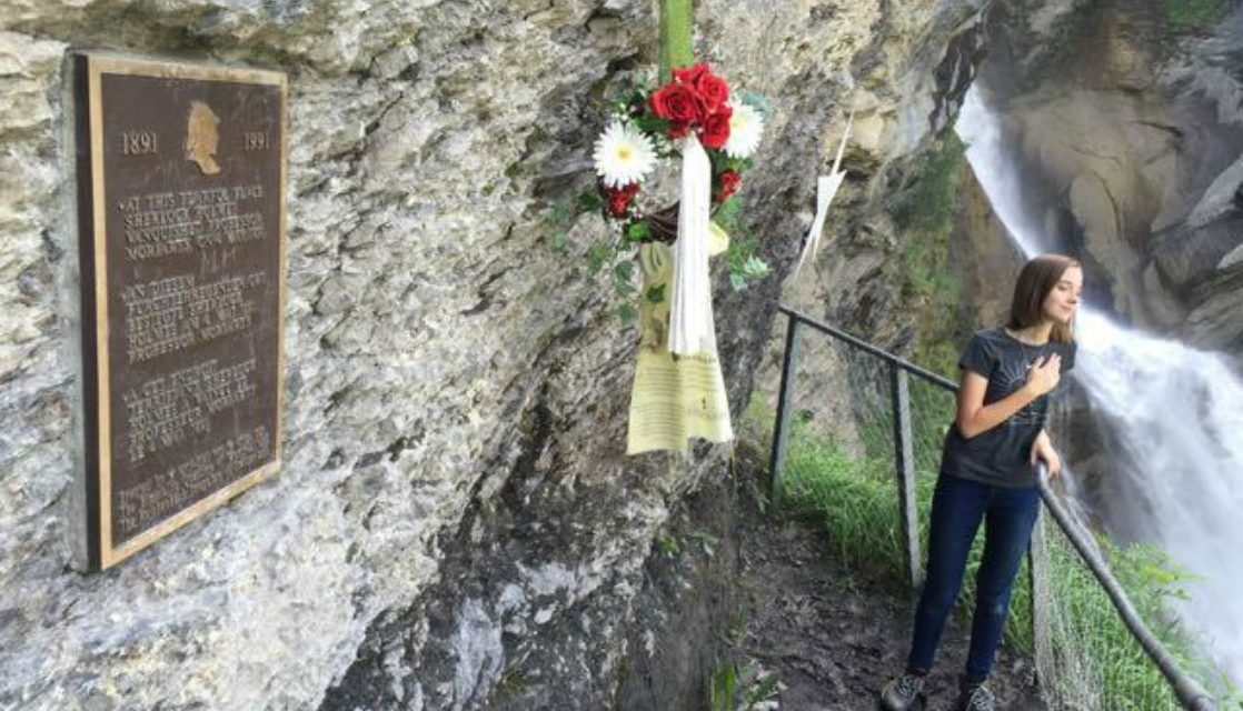 A Sherlock Holmes Fan's Dream Day: Visiting Reichenbach Falls and 221B Baker Street