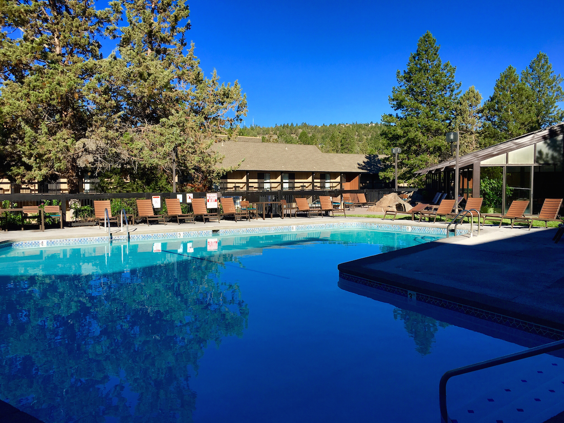 Riverhouse, Bend hotels for families, Oregon