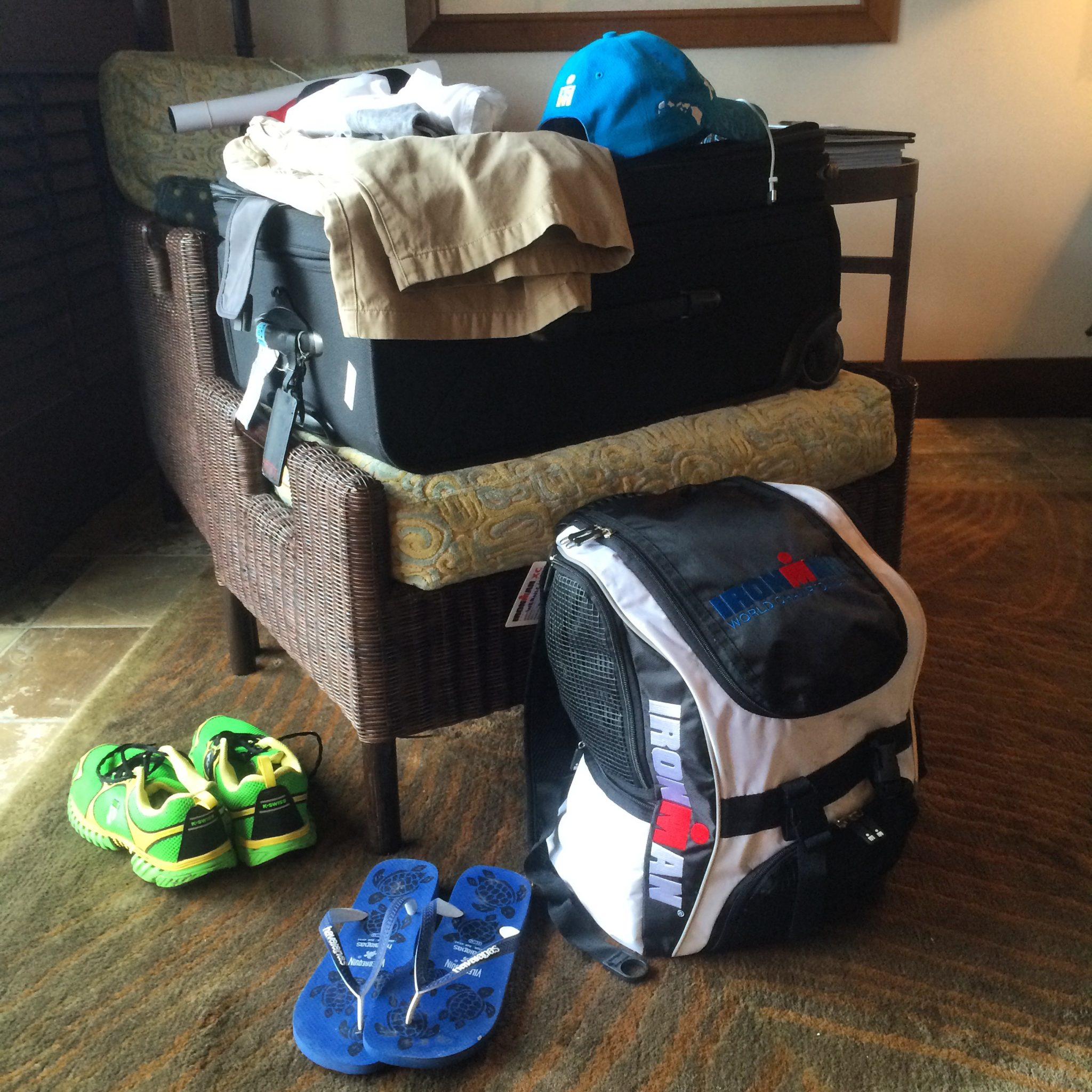 when should I clean my luggage