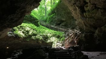 Experience Iowa's most astonishing natural wonders-- The Maquoketa Caves