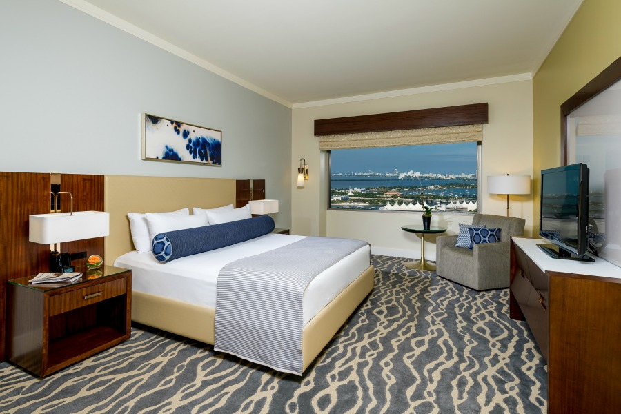 InterContinental Miami Family Friendly Luxury Room-Traveling Mom