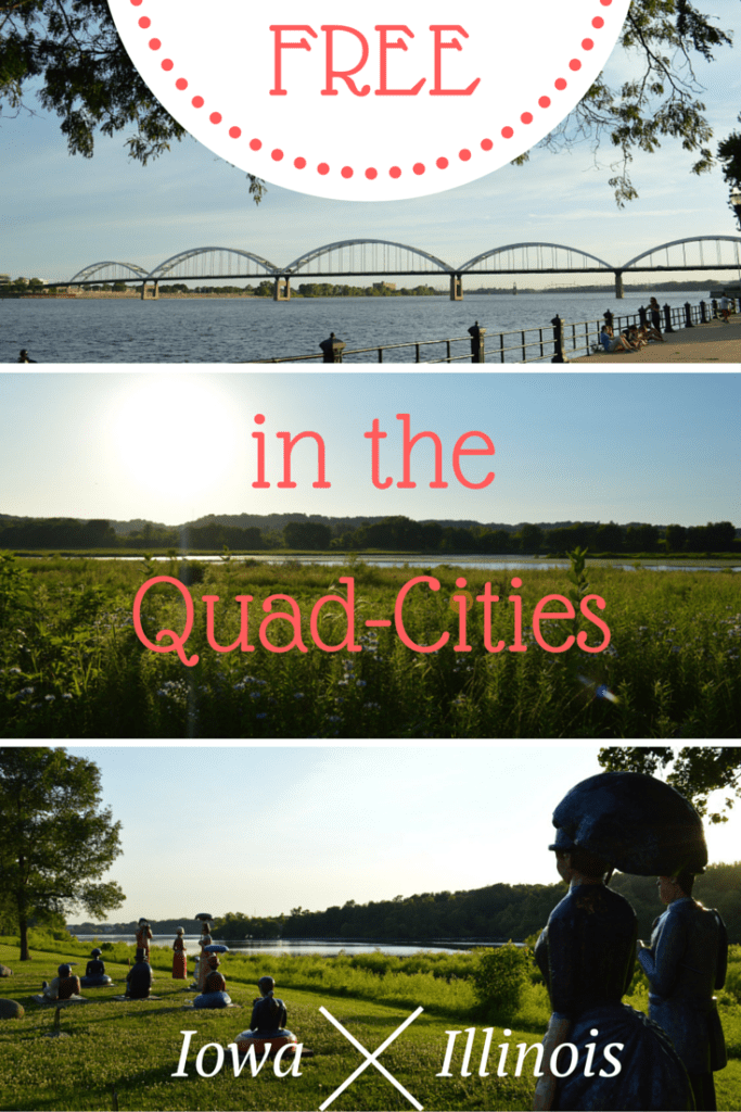 8 Free Things to Do in the Quad Cities, Iowa and Illinois