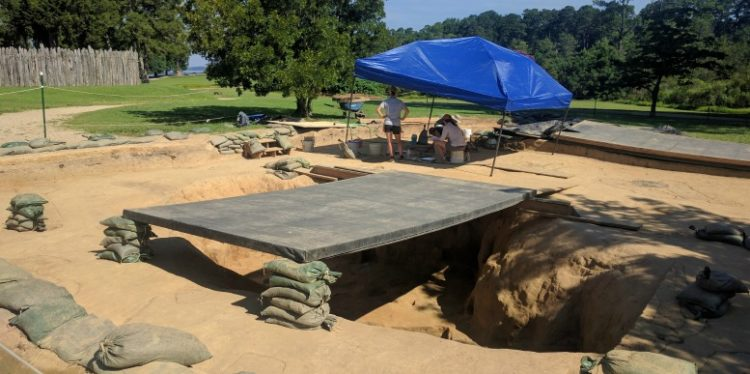 Historic Jamestowne Dig is one of the largest in the world.