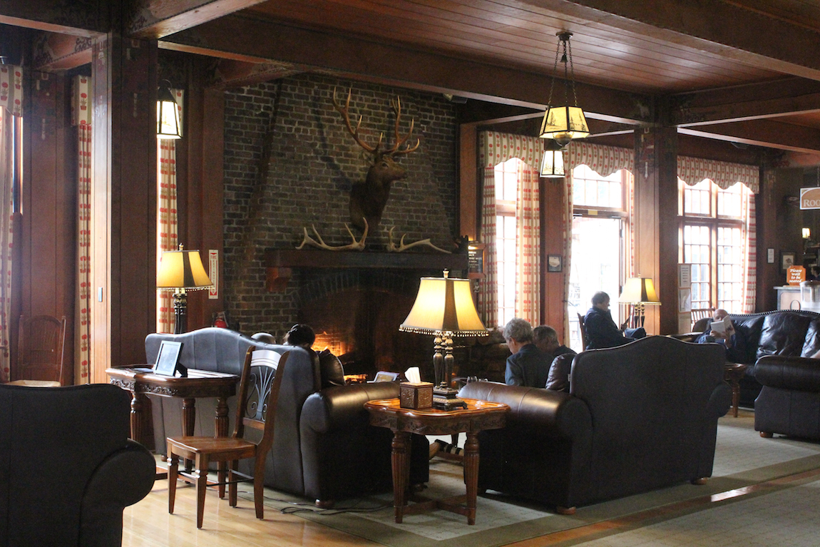 Lake Quinault Lodge, Great Lodges of the National Parks, Olympic National Park with kids, Historic hotels in Washington,