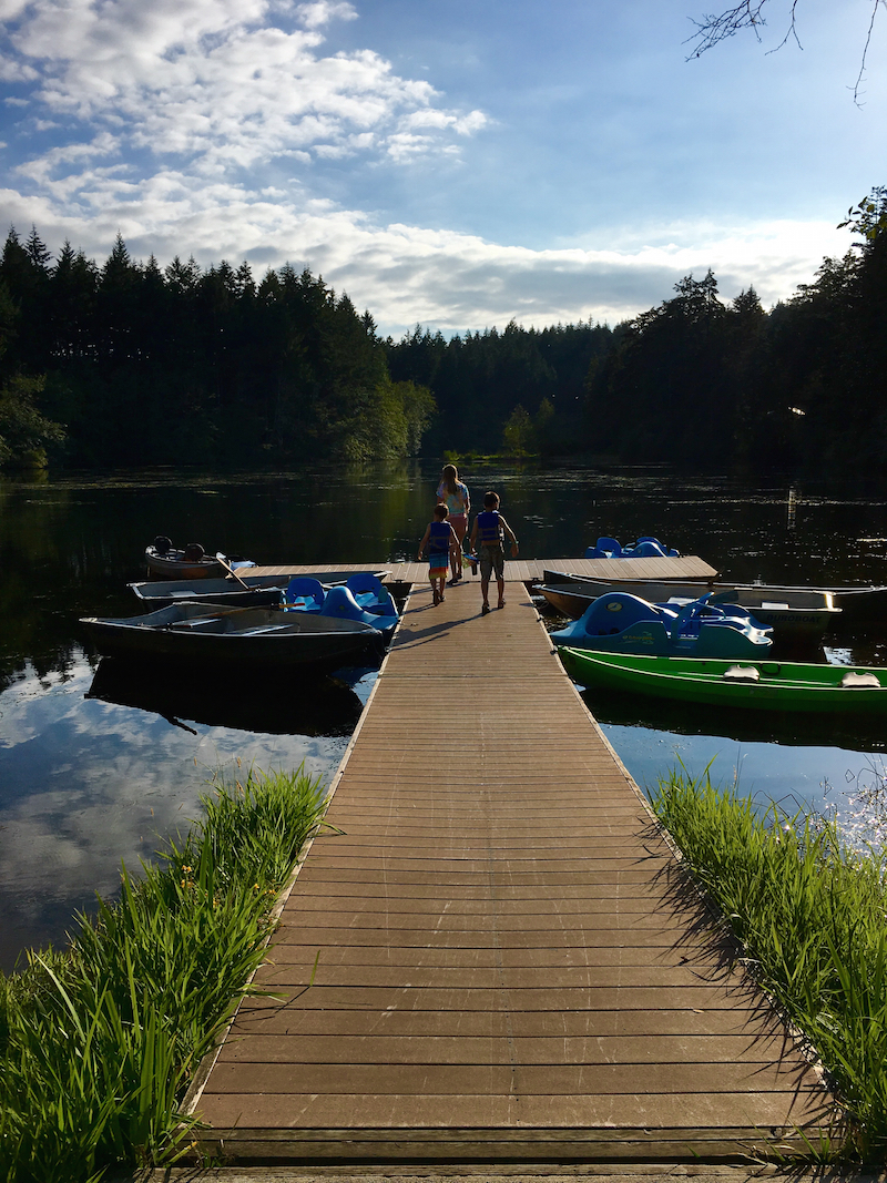 San Juan Islands for kids, top glamping spots, Lakedale Resort, Washington,