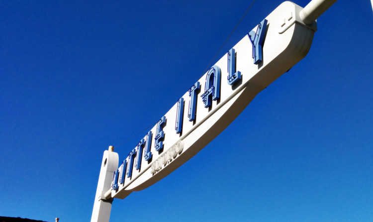 Walking Tour of Little Italy, San Diego-A Day Trip Tour of What to See, Eat & Do