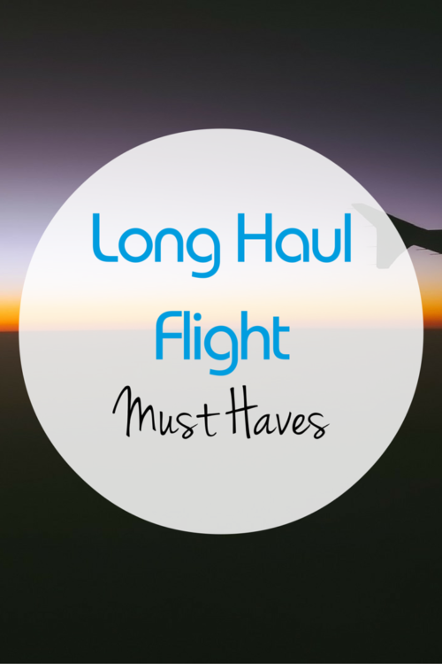 long haul flight