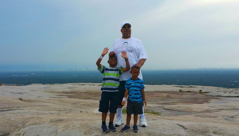 Three Things I Learned During a Visit to Stone Mountain Park