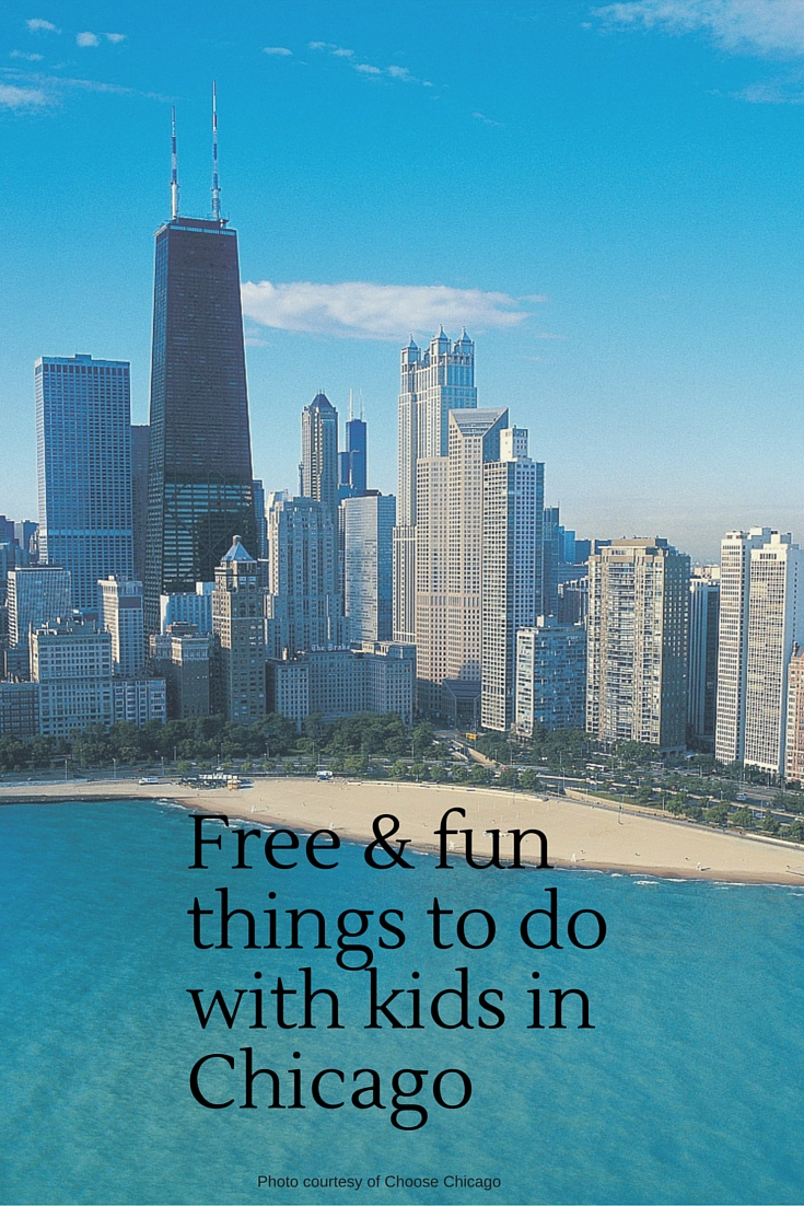 Chicago is a magical city with lots of fun, free things to do with kids.