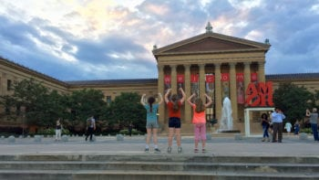 fun things to do in Philadelphia with kids