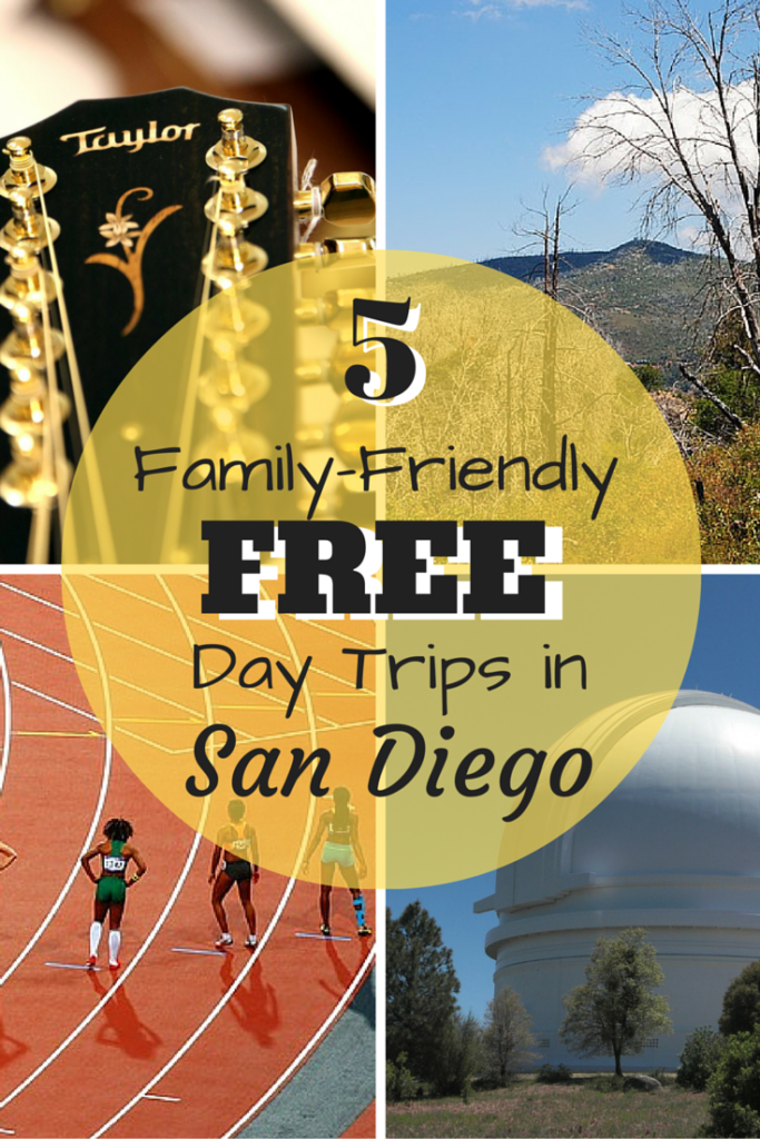 Check out these 5 FREE Day Trips to take in San Diego County