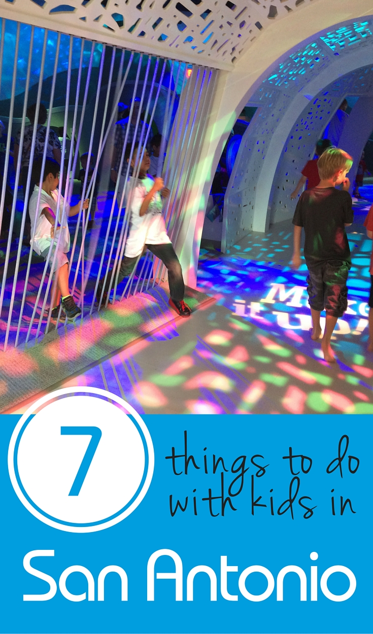 best things to do in san antonio with kids