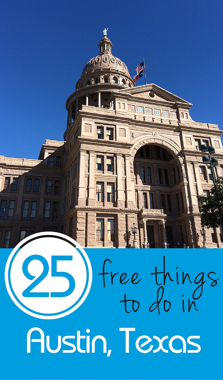 From swimming to concerts to tanks and bats, check out these awesome fun, free things to do in Austin Texas with kids.